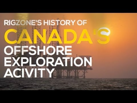 Rigzone's History of Canadas Offshore Activity