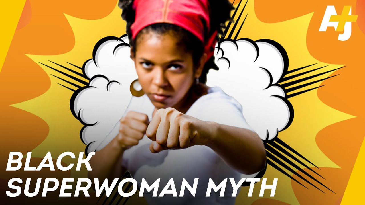 Stereotypes and contrast affecting african american women