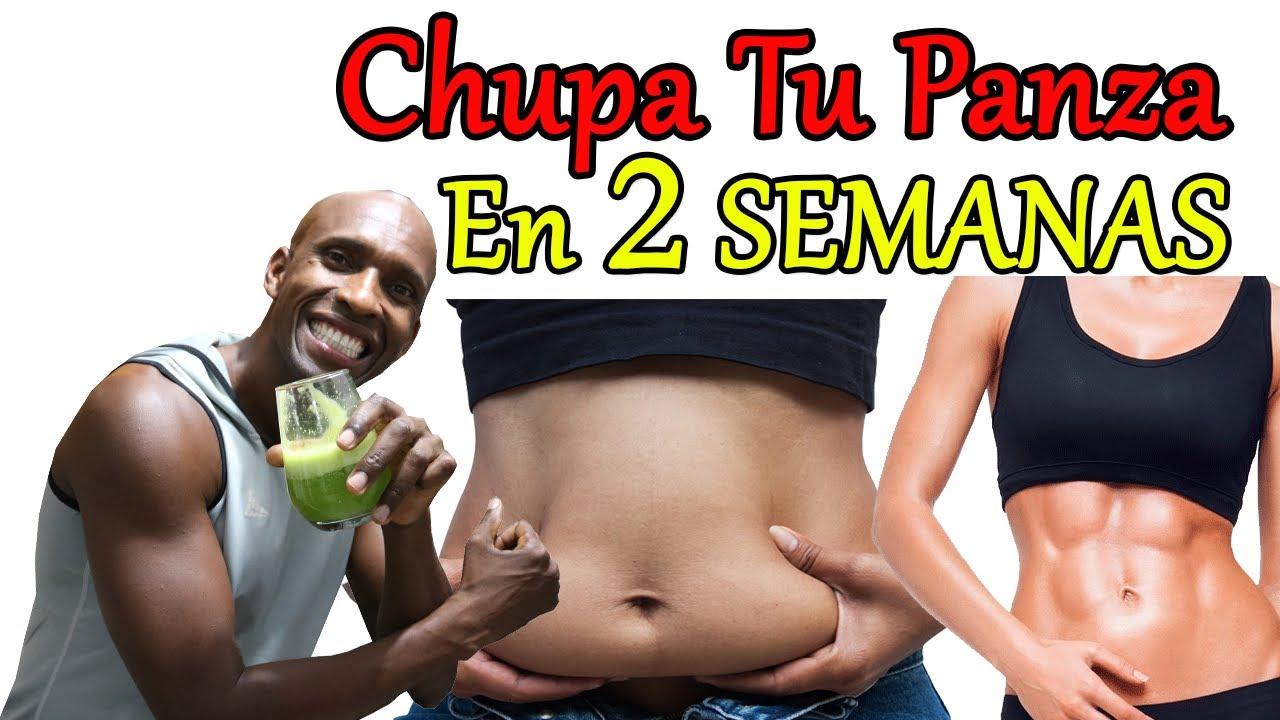 Licuado para cenar y bajar de peso 😱 Derrite la Grasa de tu abdomen mientras duermes en 2 semanas 🔥