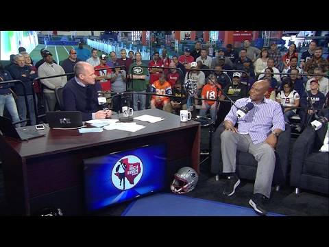 Pro Football Hall of Famer Warren Moon Gives His Super Bowl 51 Prediction & More - 1/31/17