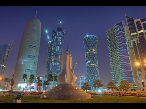 'E' Ring Road  The Best Road From Doha City To Industory Area