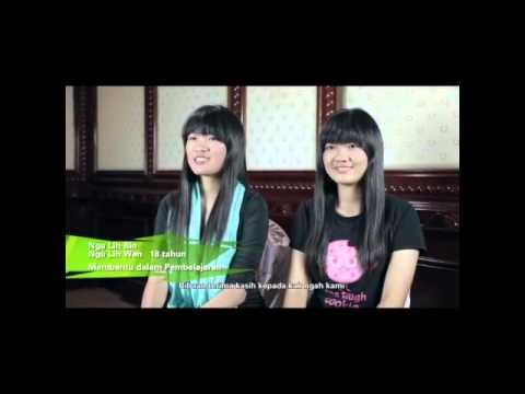 Testimoni Spirulina Organik: Ngu Lih Bin & Wen (IQ)