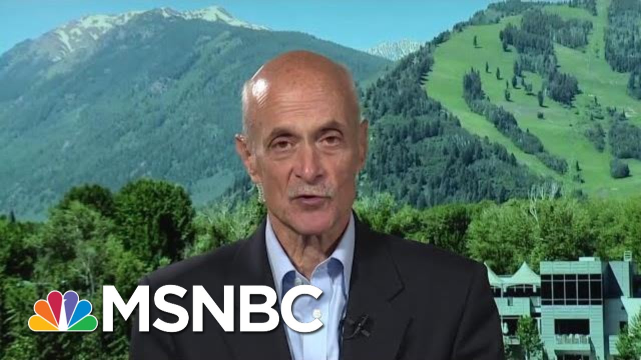 Former DHS: Russia Will Make 'Efforts To Interfere' In 2020 Election | Hallie Jackson | MSNBC