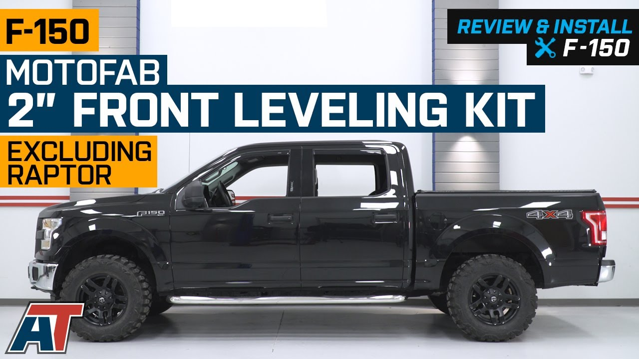 2020 ford f150 leveling kit