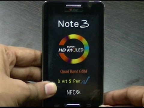 How To Repair China Mobile (B Fly Note3)