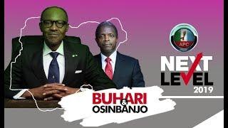 what people did to President Buhari in Osun State