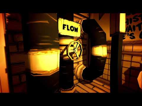 Bendy And The Ink Machine - Chapter 2 Walkthrough