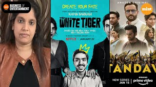 'Tandav,' 'Mirzapur' come under the scanner, Netflix brings 'The White Tiger'