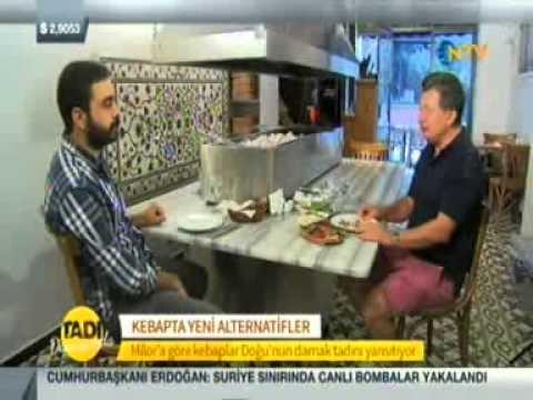 Yirmibir kebap NTV_TADİ DAMAĞIMDA VEDAT MİLOR