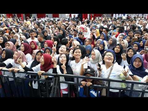 Hijau Daun - Suara [live Perfom Di Bogor 2019]