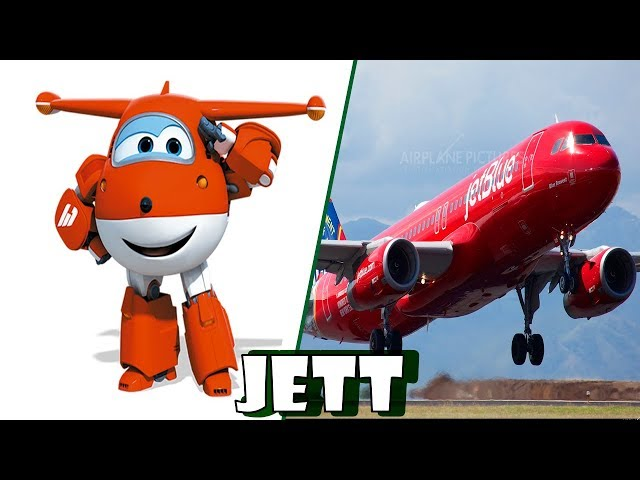 Super Wings Characters In Real Life