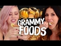 5 FOODS Inspired by THE GRAMMYS! (Cheat Day)