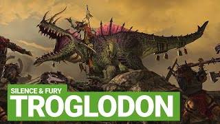 Introducing Troglodon | Total War: WARHAMMER II