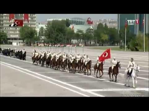 30 Ağustos Askeri Geçit Töreni 2013 - Turkish military parade 2013