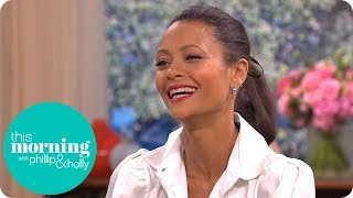 Thandie Newton Absolutely Relished Telling Her Kids She Was in Star Wars | This Morning