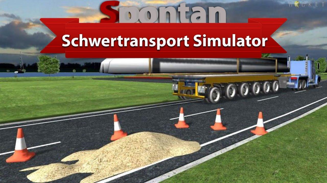 schwertransport simulator vollversion