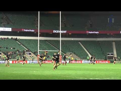 Leeds Met Vs. Hartpury: BUCS Men's Rugby Union Final, Twickenham - Extended Highlights