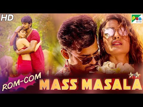 Mass Masala (Nakshatram) Romantic - Comedy Scenes | Hindi Dubbed Movie | Sundeep Kishan, Pragya