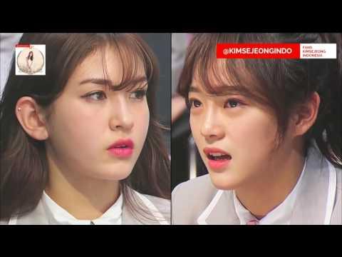 [ENG/INDO SUB] Kim Sejeong Produce 101 Ep. 5 cut