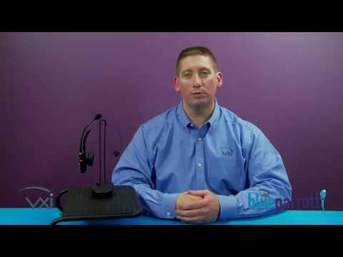 VXi BlueParrott® B250 XT+ Bluetooth® Pairing