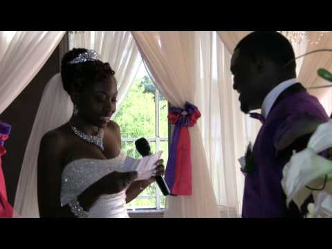 Valerie + Lucien Wedding Highlight | The Crystal Ballroom | Altamonte Springs, FL