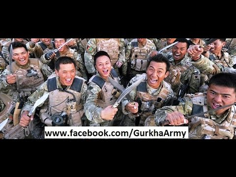 British Gurkha Recruitment