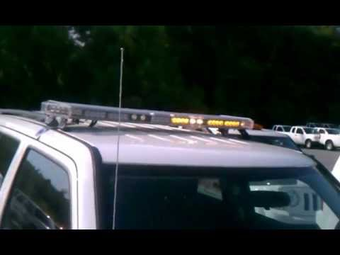New martel evs light bar security install youtube new martel evs light bar security install aloadofball Image collections