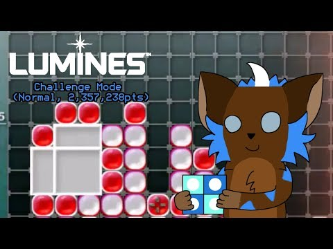 Lumines PC - Challenge Mode (Normal, 2,357,238pts)