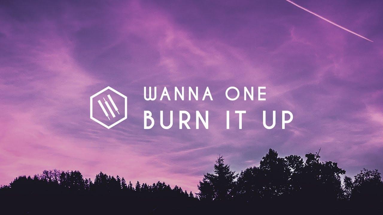 워너원 (Wanna One) - 활활 (Burn It Up) Piano Cover