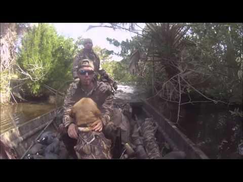 Merritt Island Duck Hunt