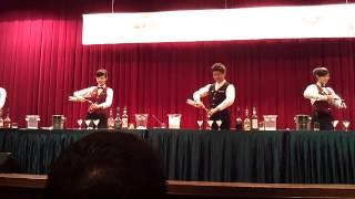 20130711 第十六屆夏季學校 開幕表演 標準調酒