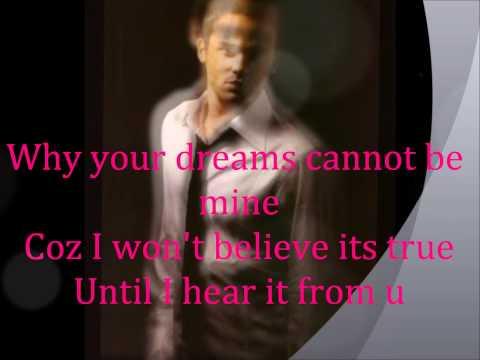 Клип Gareth Gates - Tell Me One More Time