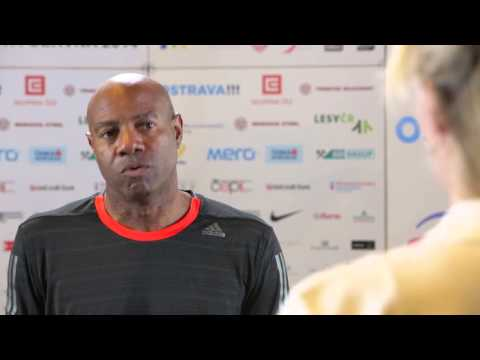 Mike Powell - big interview before Ostrava Golden Spike 2014