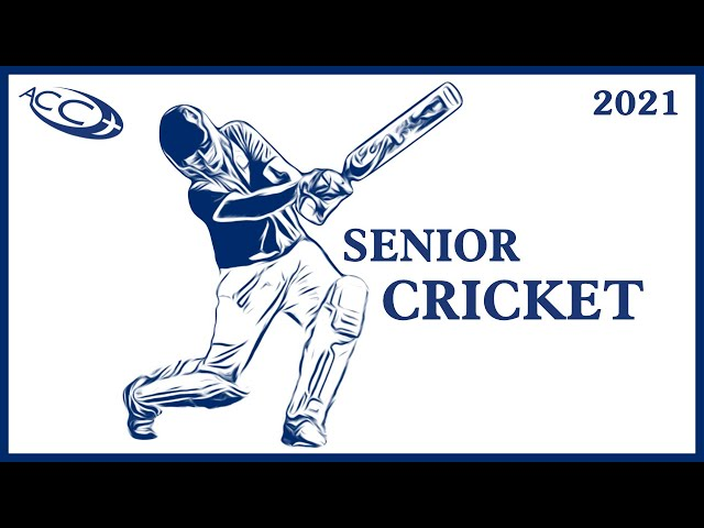 ACC Senior Cricket 2021