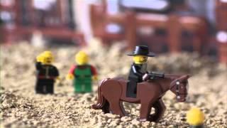 LEGO Cowboy Story - SpearRuler Jezebel (Rock Filmclip)