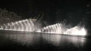 Fontein Dubai Mall/burj Khalifa 2