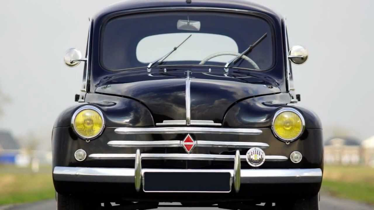 1958 renault 4cc r1062 39 sport 39 for sale a vendre verkauf te koop youtube. Black Bedroom Furniture Sets. Home Design Ideas