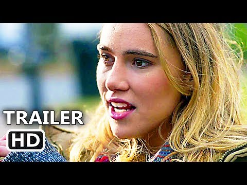 THE GIRL WHO INVENTED KISSING   2017 Suki Waterhouse Movie HD