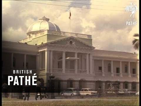 Georgetown Guyana (1962)