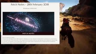 ABSOLUTE Skills , New UI Style , Lavientia's Accessory Event | BDO Patch Notes 28-February-2018.