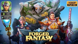 Forged Fantasy Gameplay Android 1080p