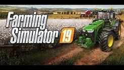 Tavaroiden ja maan osto | Farming simulator 19 #1