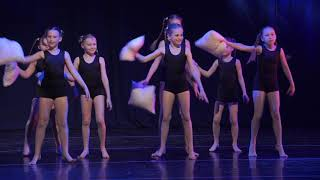 танец 'Доброе утро', современная хореография, дети8-9 лет