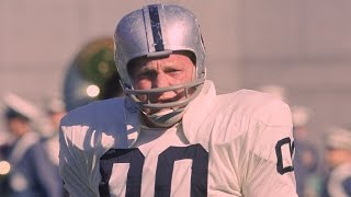 #63: Jim Otto | The Top 100: NFL's Greatest Players (2010) | NFL Films