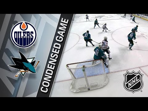 Edmonton Oilers vs San Jose Sharks – Feb. 27, 2018 | Game Highlights | NHL 2017/18. Обзор