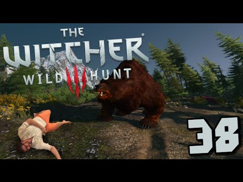 Let's Play The Witcher 3: Wild Hunt Episode Thirty Eight