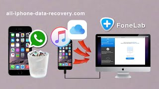 WhatsApp Recovery for iPhone: Three Ways to Recover WhatsApp from iPhone 6
