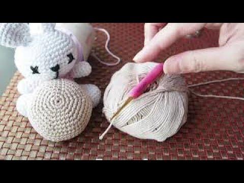 Raving Rabbid Crochet Pattern (Amigurumi) | Lapin cretin, Crochet ... | 360x480