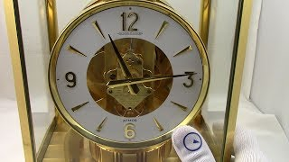 how Does The Jaeger-LeCoultre Atmos Clock Work? - Watch and Learn #44