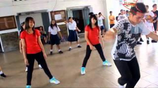 Street Soul Crew (SSC) Goes to School Hwa Ing Sutomo